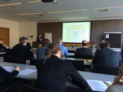 Prof. Thiele beim AK Urheberrecht