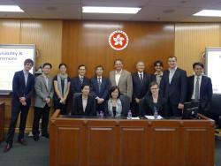 Die Teilnehmenden des 2. PIP-Workshop in Hongkong.