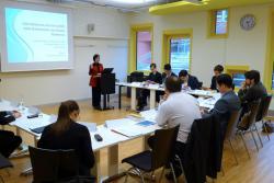Yahong LI, PIP-Workshop Vienna